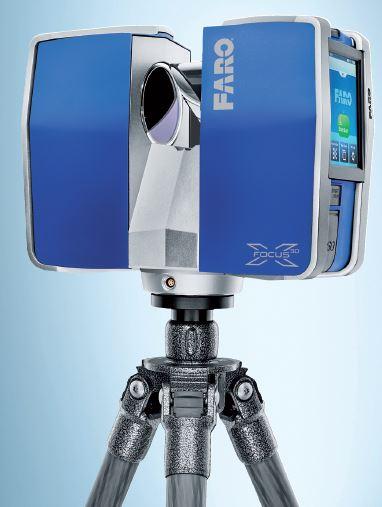 Focus 3D X 330