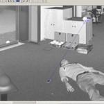 Использование FARO Focus3D в криминалистике
