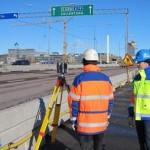 3D сканирование мостов и дорожных участков с помощью FARO Focus3D