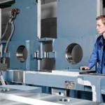 FARO Laser Tracker Vantage измерения станков
