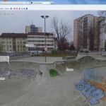 Пример облака точек помещения с помощью FARO Focus3D