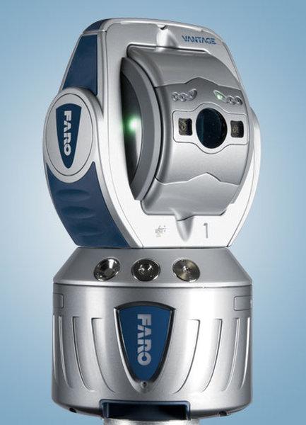 FARO Laser Tracker Vantage внешний вид