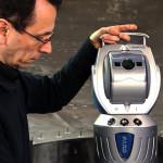 FARO Laser Tracker Vantage в работе