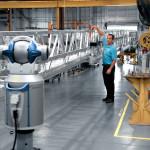 Измерение крупногабаритных металлоконструкций с помощью FARO Laser Tracker