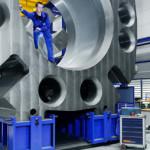 Использование FARO Laser Tracker Vantage в измерении больших конструкций