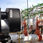 Использование FARO Laser Scanner Focus3D в нефтеперерабатывающей промышленности