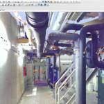 Пример сканирования завода с помощью FARO Laser Scanner Focus3D