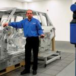 Использование FARO Laser Tracker в автомобилестроении