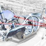 FARO trackarm automotive автомобилестроение