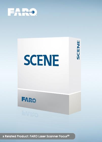 faro scene программное обеспечение