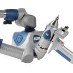 FARO Edge Arm с лазерной насадкой