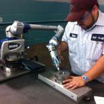FARO Edge Arm в работе