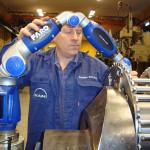 FARO Gage Arm в работе