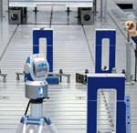 Использование FARO Laser Tracker Vantage в точных измерениях деталей