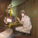 Использование лазерного трекера FARO Laser Tracker в измерениях на атомных станциях (АЭС)
