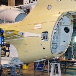 Использование FARO Laser Tracker в самолетостроении