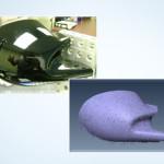 FARO laser line probe (LLP) ES лазерная насадка пример 2