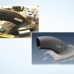 FARO laser line probe (LLP) ES лазерная насадка пример 1