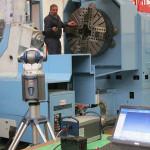 FARO Laser Tracker ION в измерениях