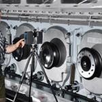 Использование FARO Focus3D в измерениях крупногабаритных деталей